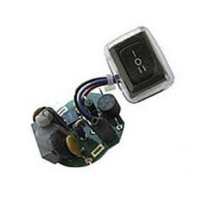 Блок управления скоростями + переключатель к машинке 1245 1245-7070