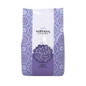 Воск горячий в гранулах ItalWax Nirvana Нирвана Лаванда 1 кг