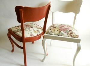 krzesła w stylu ludwikowskim
