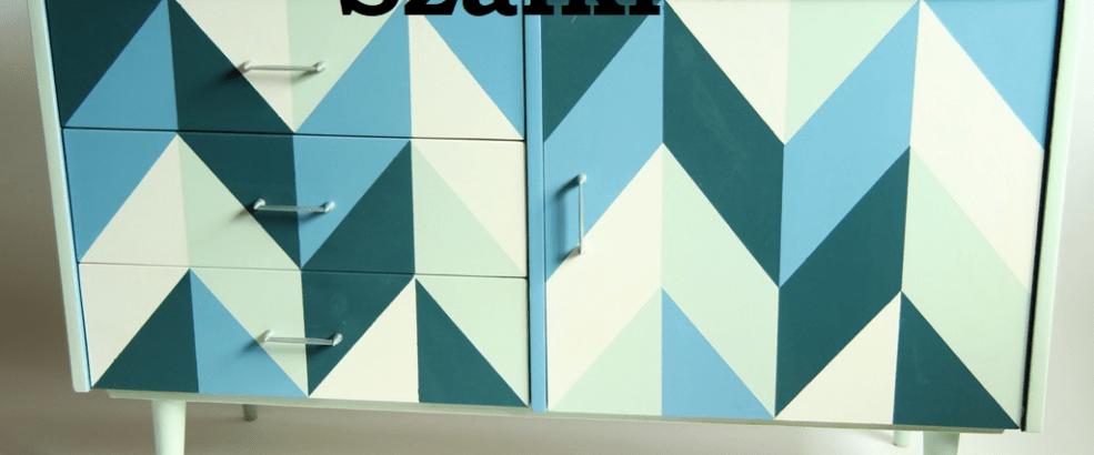 szafka odnawianie mebli refreshing farba kredowa