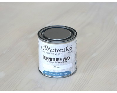 wosk bezbarwny, odnawianie mebli