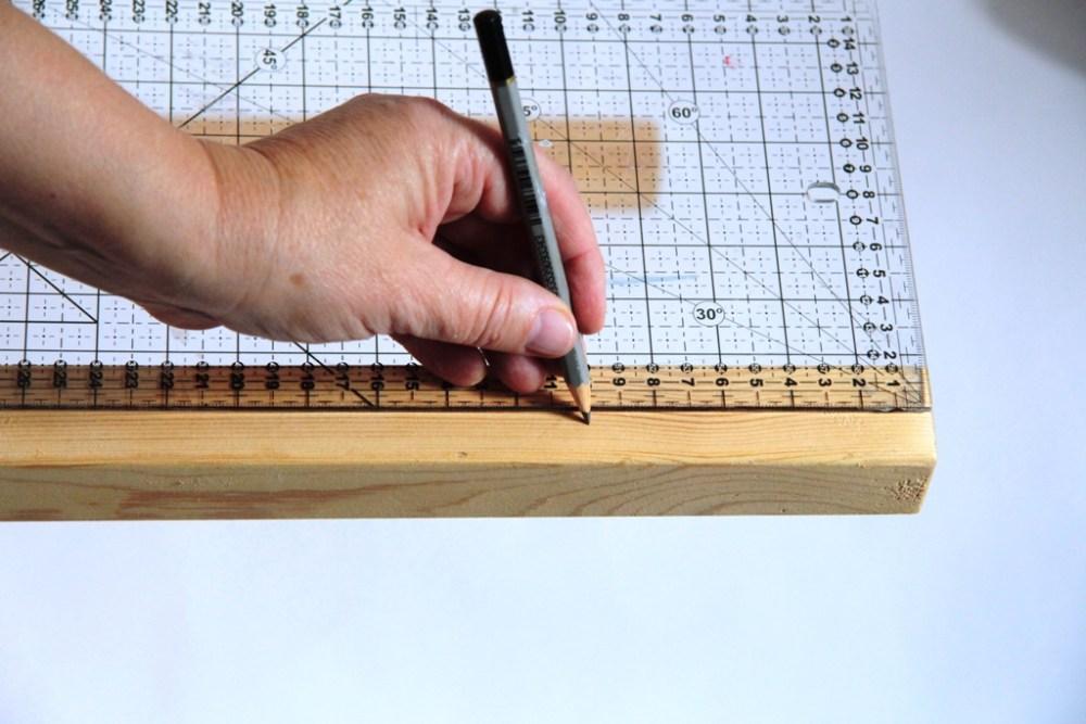 odnawianie stolika farba kredowa odnawianie mebli