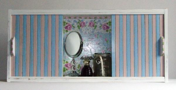 szafka łazienkowa vintage