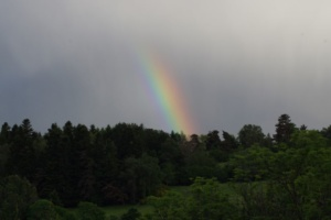 arc en ciel mi juin