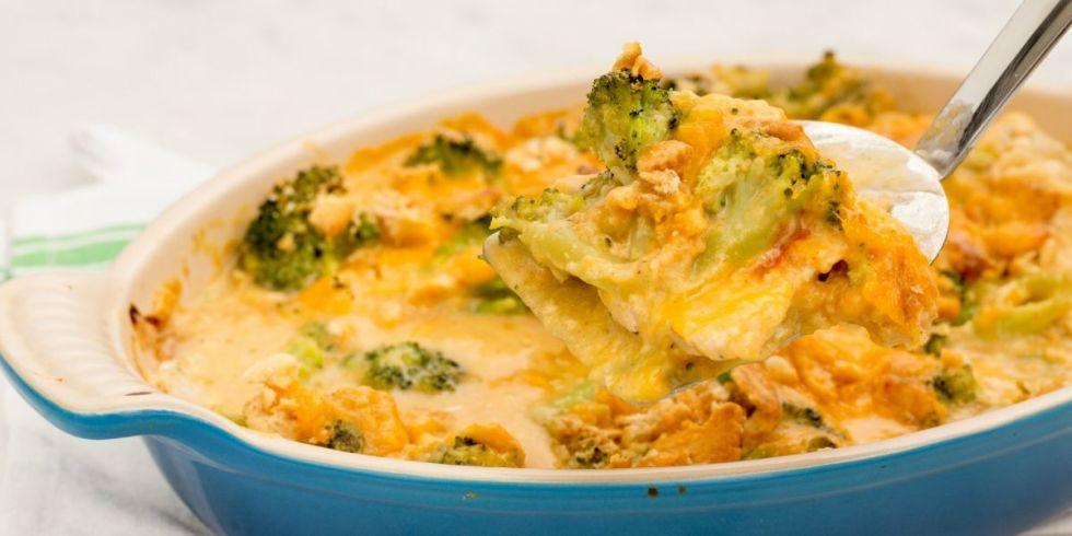 Broccoli Cheese Chicken