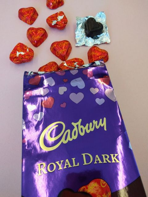 If you're looking for a classic dark chocolate treat, Cadbury won't let you down. It's rich without tasting bitter, with the snap you expect from quality chocolates. Sold at AllCityCandy.com and Target, $3.99-$4.99