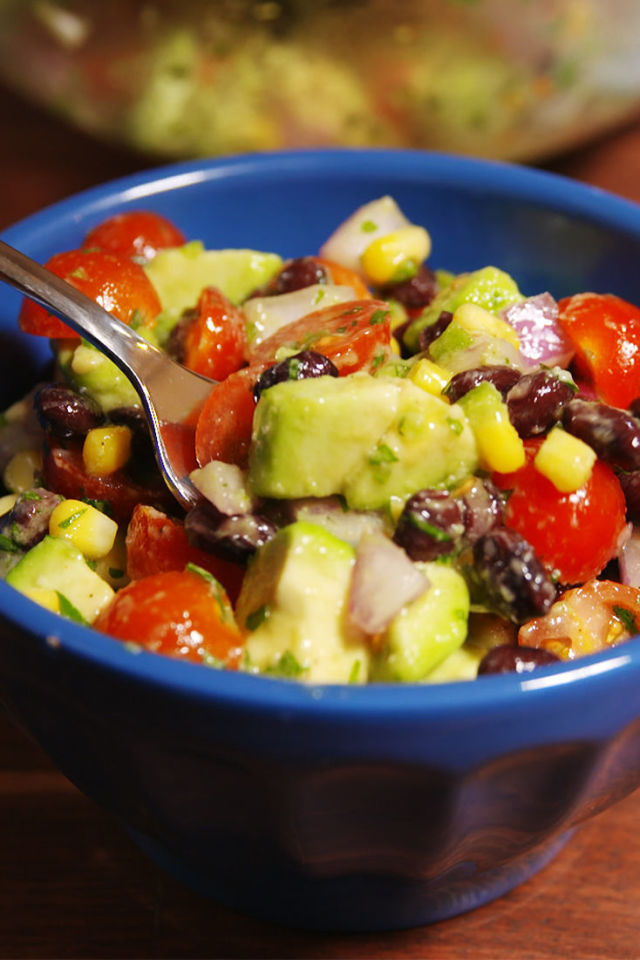 Recetas de ensaladas saludables