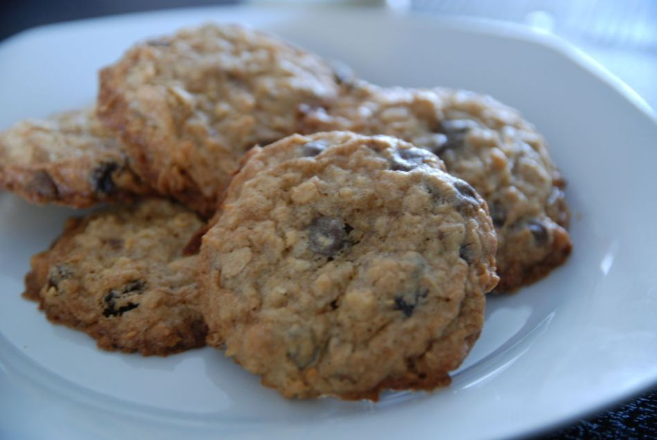 Wildnerness Place Lodge in Lake Creek, AK is said to be responsible for the popularity of these oatmeal cookies, baked with tons of chewy goodness, including chocolate chips, coconut, raisins and walnuts. Get the recipe from Alaska From Scratch.