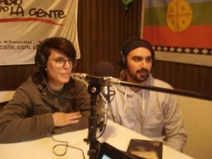 Antonella Tocci y Juan Vargas