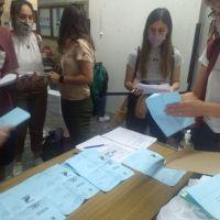 UNS: resultados preliminares de las elecciones de claustros