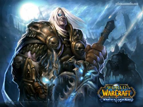 Король Мертвых - WarCraft - Игры - Обои для рабочего стола ...