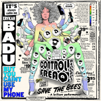 But You Cain't Use My Phone by Erykah Badu