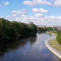 Vilnius, Lituanie– Balte là!!
