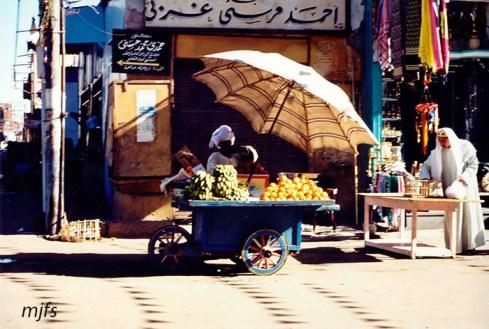 Luxor - mercado de frutas