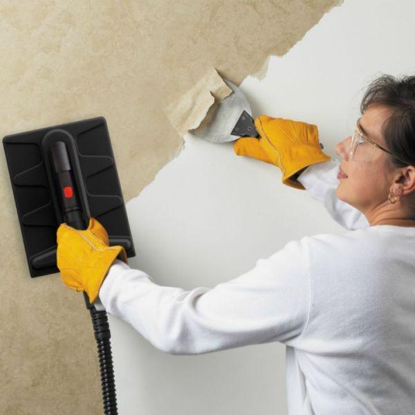 Как снять моющиеся обои со стены быстро, что делать