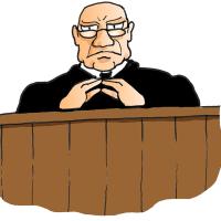 Cuando el juez desenfunda las correcciones disciplinarias