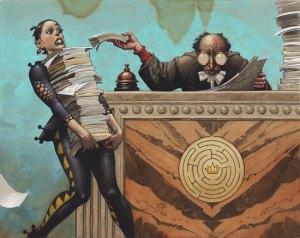 burocracia judicial
