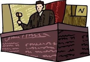 jueces lunaticos