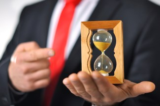 abogado reloj