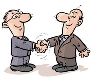 Shake-hand-cartoon-Construction-Contracts