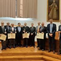 Ceremonia de entrega de los Premios Blogs de Oro Jurídicos 2019