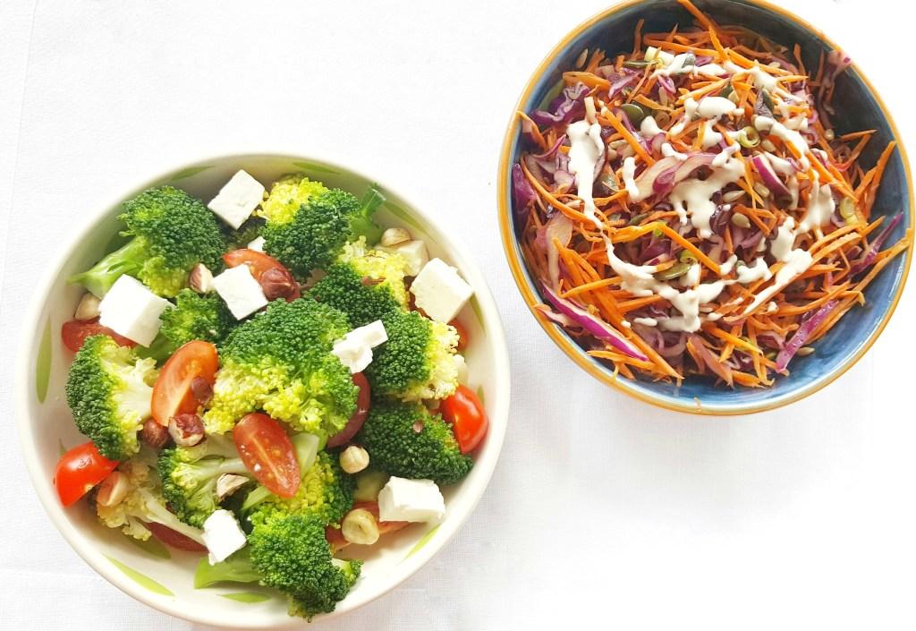 I Love Salads; Delalicious