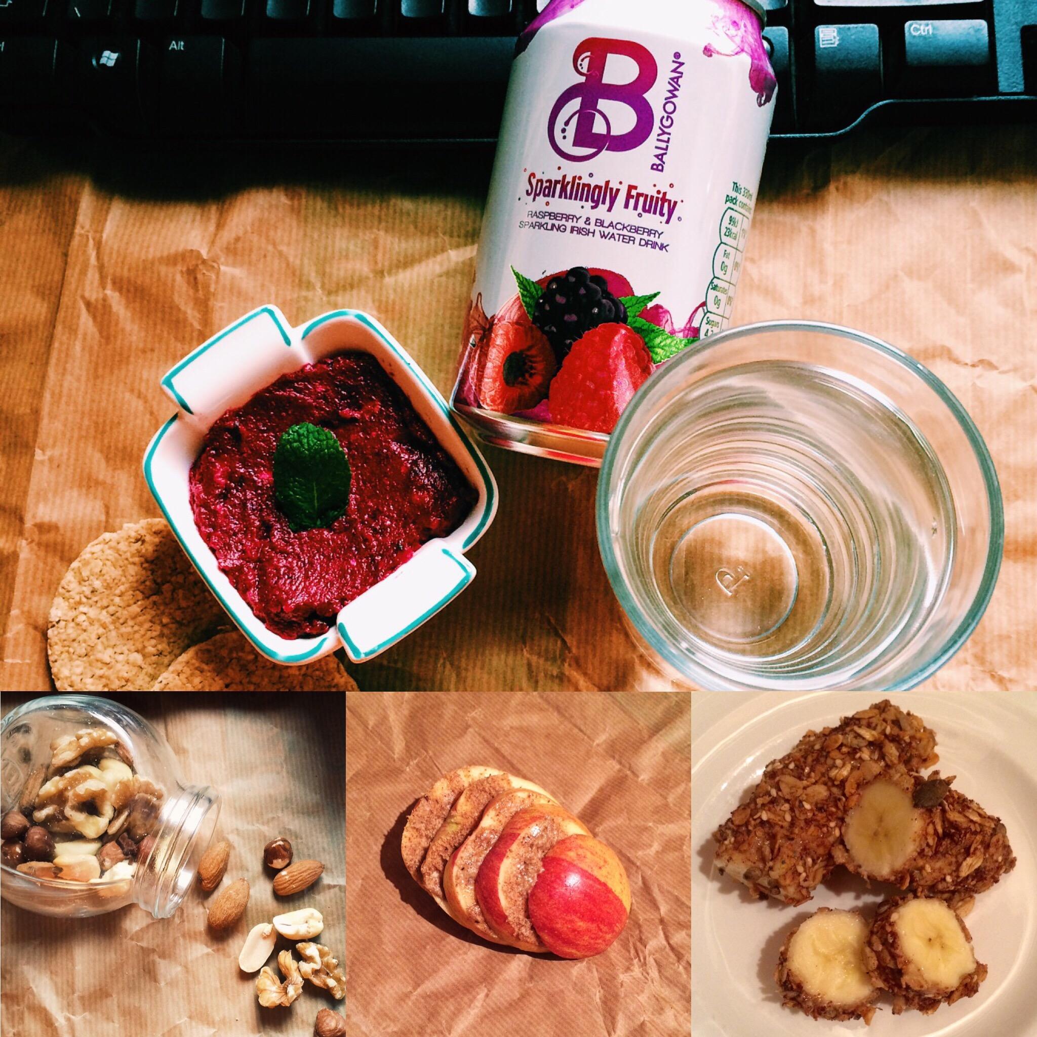 Healthy Snacks; Delalicious