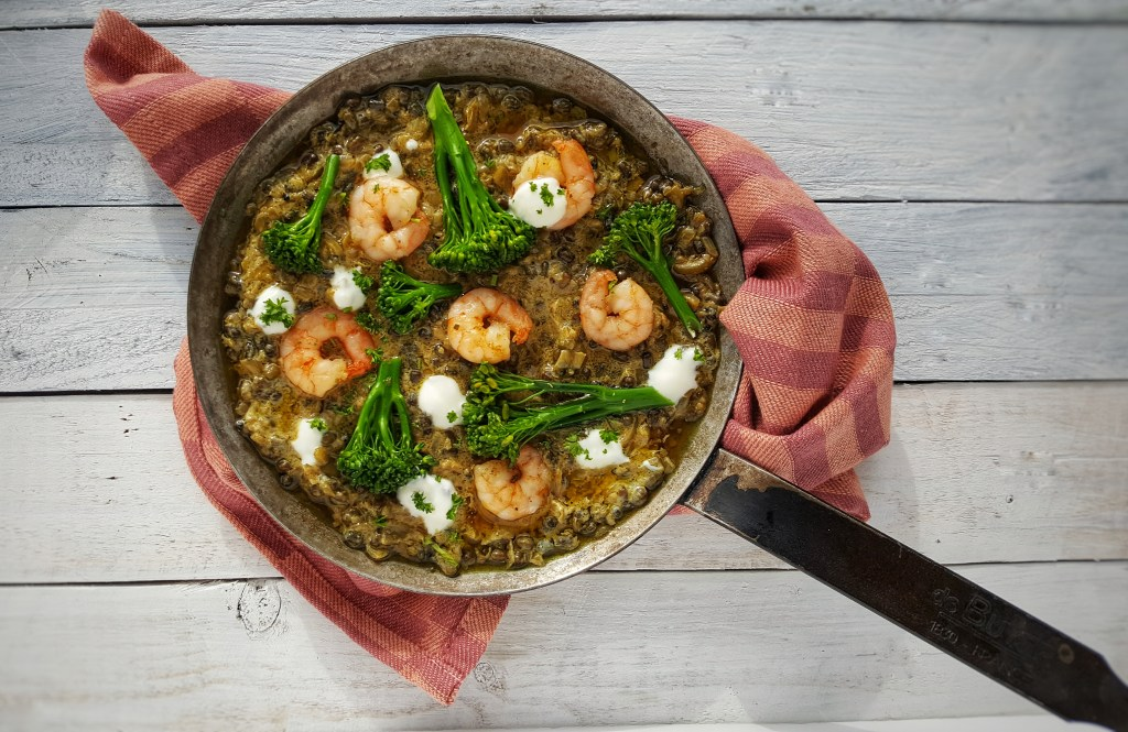 Curried Prawn Daal; Delalicious