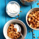 Crunchy Apple & Seed Granola