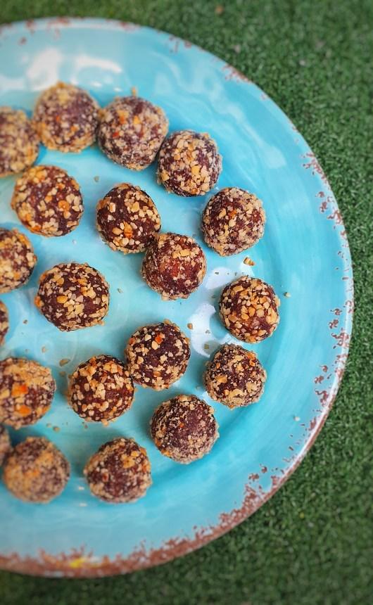 Ferrero Balls; Delalicious; Sinead Delahunty