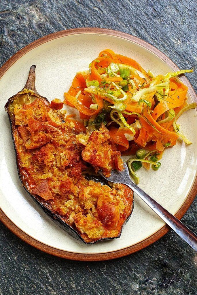 Fennel & Carrot Citrus Slaw; Delalicious; Sinead Delahunty