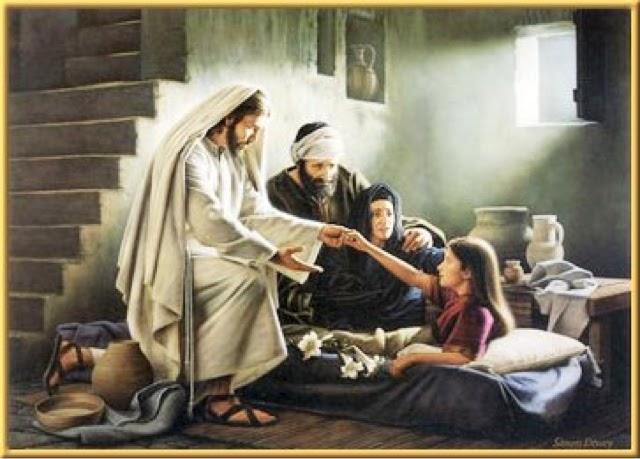 Resultado de imagen para IMAGENES jesus jairo