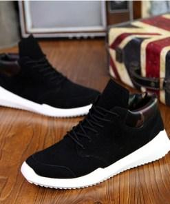 Мужские модные кроссовки, сезон осень-зима. 3 разные модели