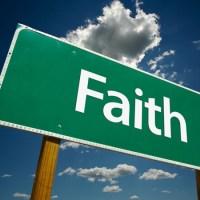 Lent Reflection: Increasing Faith
