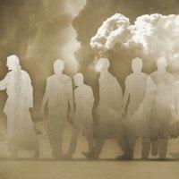 Lent Reflection: Dusty disciples
