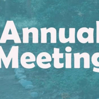 Annual Meeting is October 18