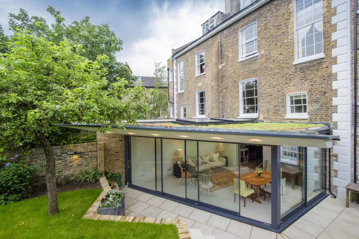 How Much Does A London Side Extension Cost Delano