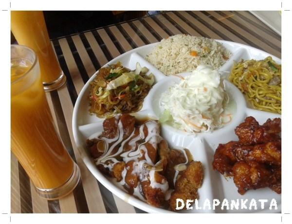 Family Set A - Mr. Park, Food Louver Grand Indonesia