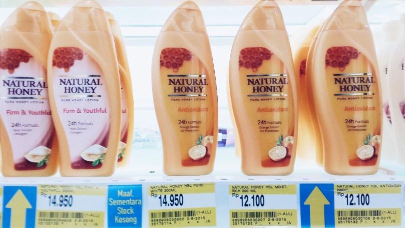 Natural Honey at Hypermart