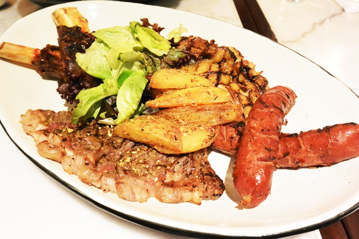 House Of Grill - Meat Platter