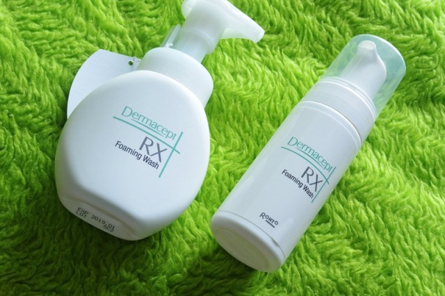 Rohto Dermacept RX Foaming Wash