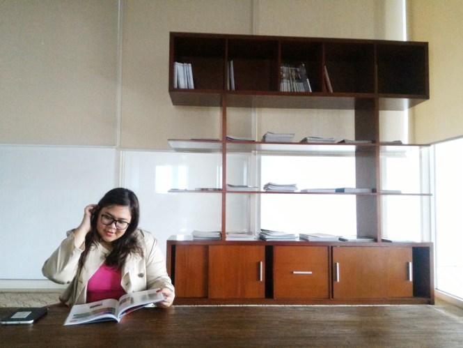 Library Room @ Jambuluwuk Malioboro Boutique Hotel