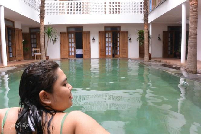 Adhisthana Hotel Suite Upper Ground Room - Delapankata - Swimming Pool 3