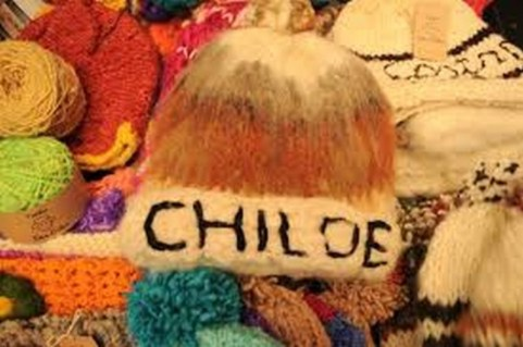 Artesanía chilota