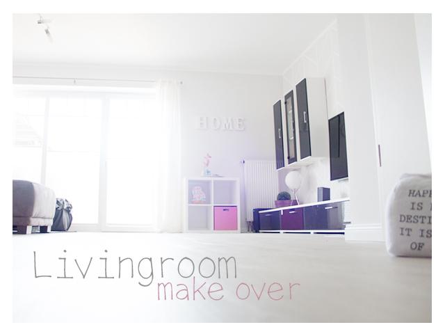 Wohnzimmer make over