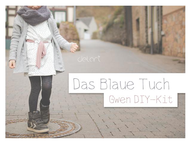 Näh-Komplettset Gwen von *Das Blaue Tuch*