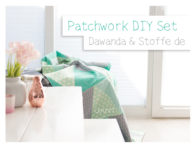 Dawanda DIY Patchwork Set