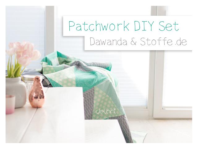 Dawanda DIY Patchwork Set