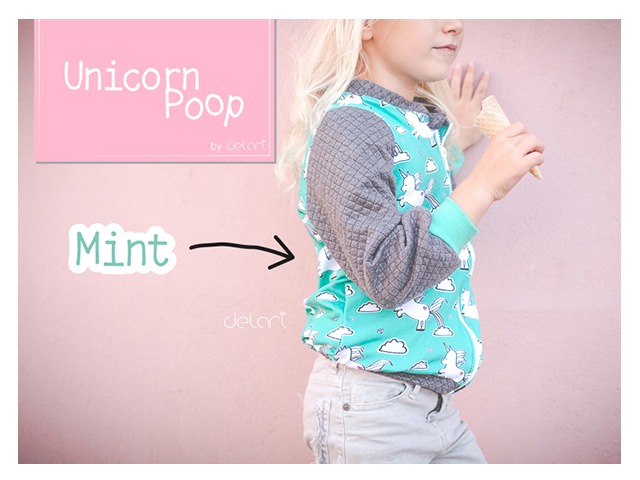 Unicorn PoOp by delari – mint