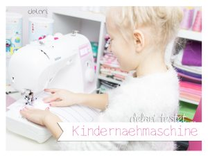 delari testet … Kindernähmaschine